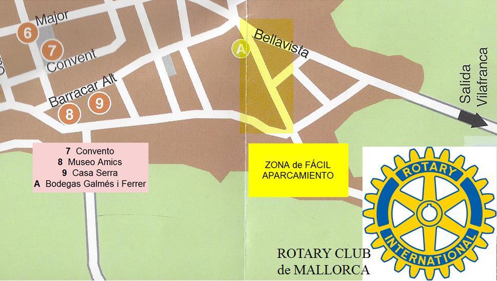plano localizacion eventos